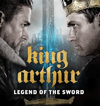 Król Artur. Legenda miecza_1