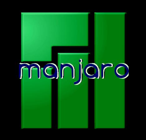 Manjaro-logo-tekst_2
