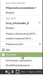 WiFi i przewodowe
